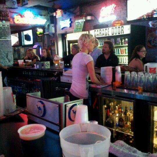Garage Door Dive Bar In Pittsburgh, United Garage Door Pittsburgh