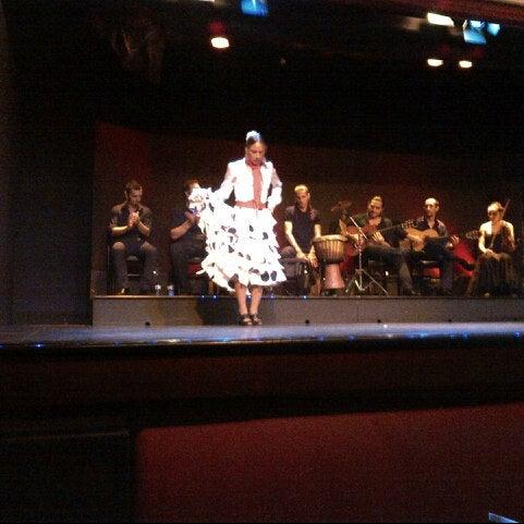Снимок сделан в Palacio del Flamenco пользователем DK S. 8/23/2012