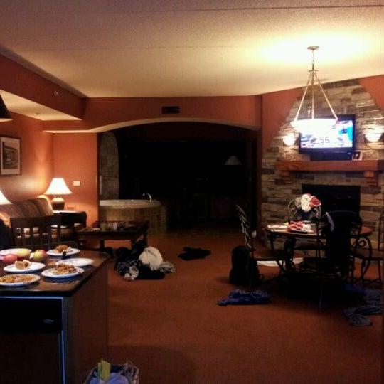 Снимок сделан в Chula Vista Resort пользователем Calvin L. 1/3/2012