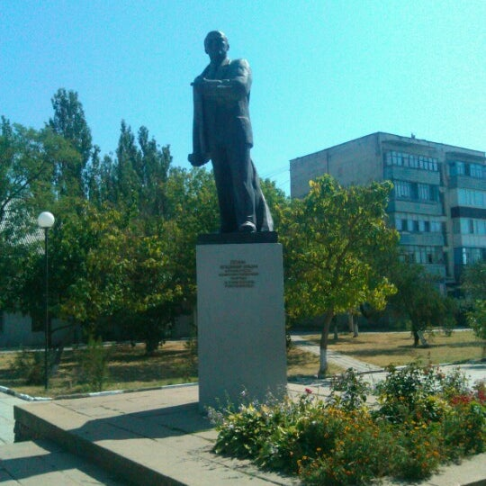 Снимок сделан в Площадь Ленина пользователем Adanit 8/27/2012