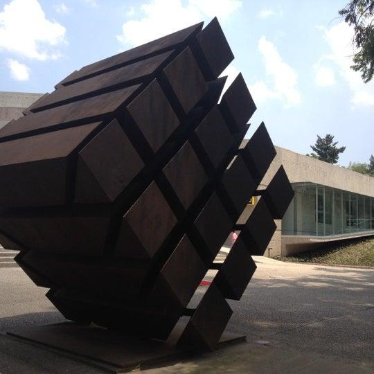 Foto tomada en Museo Tamayo por Eve P. el 9/4/2012