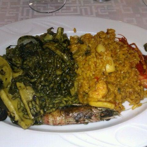 Das Foto wurde bei Restaurante Salamanca von Carla D. am 10/29/2011 aufgenommen