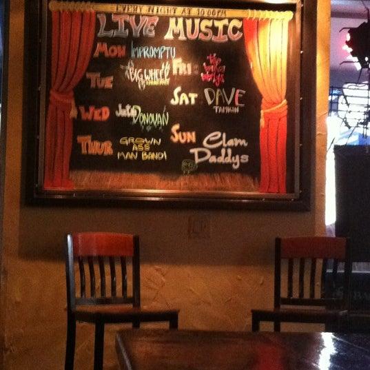 7/12/2011 tarihinde Celeste G.ziyaretçi tarafından Appaloosa Grill'de çekilen fotoğraf