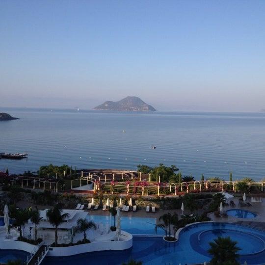 Das Foto wurde bei Sianji Wellbeing Resort von yousef A. am 8/29/2012 aufgenommen