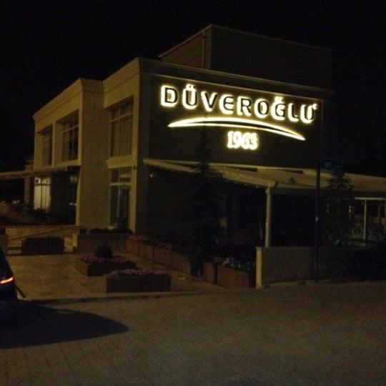 8/8/2012 tarihinde Tamer Y.ziyaretçi tarafından Düveroğlu'de çekilen fotoğraf