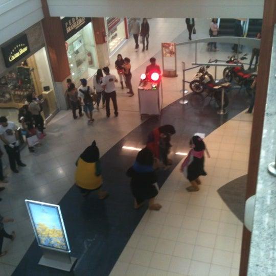 Снимок сделан в Floripa Shopping пользователем Luciano 8/19/2012