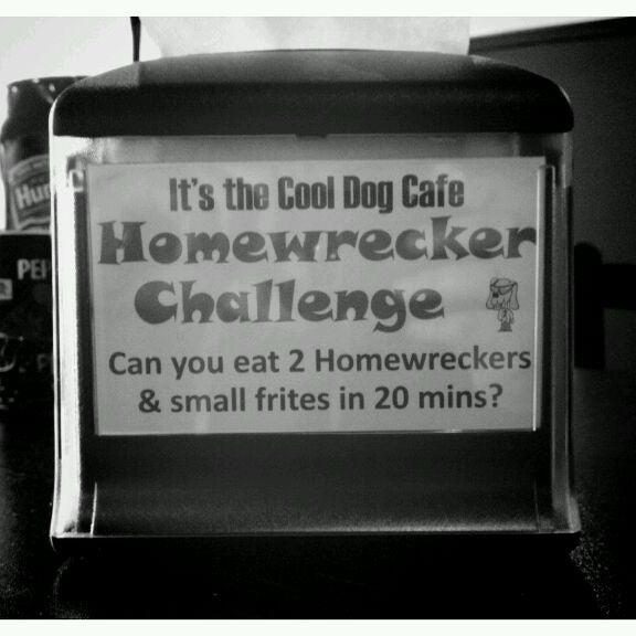 Photo taken at Cool Dog Cafe by Jennifer J. on 11/11/2011