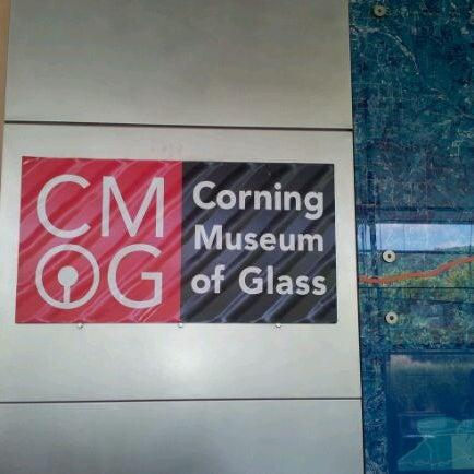 Photo prise au Corning Museum of Glass par Berkant A. le9/13/2011