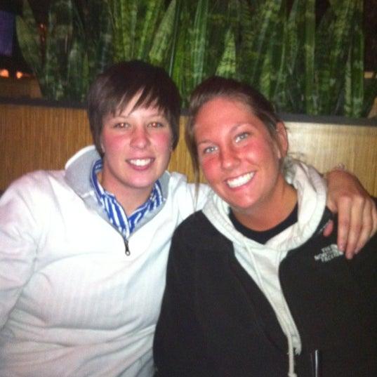 12/25/2011 tarihinde Josie G.ziyaretçi tarafından Union Cafe'de çekilen fotoğraf