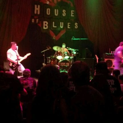 Foto tomada en House of Blues  por Frank Z. el 8/28/2011
