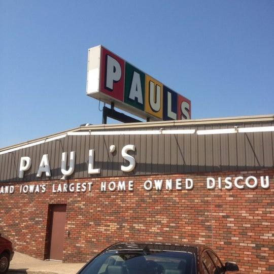 f30f9090e6 Photos at Paul's Discount Store - 2 tips from 116 visitors