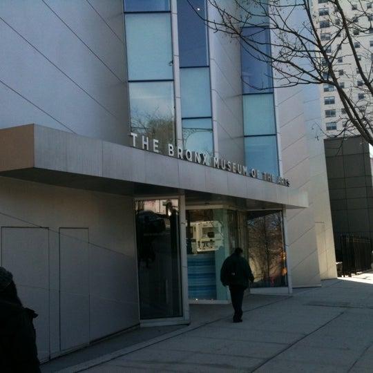 Foto scattata a Bronx Museum of the Arts da David E. il 3/17/2011