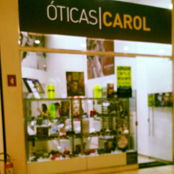 896c46e1e1f4a Óticas Carol - Loja de Artigos Diversos em Santo André