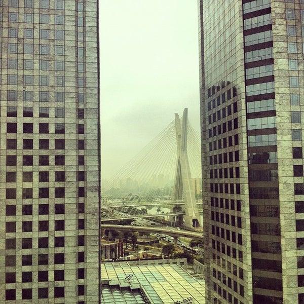 Foto scattata a Sheraton São Paulo WTC Hotel da Roberto Q. il 7/31/2012