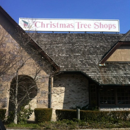 - Christmas Tree Shops - Gift Shop In Pembroke