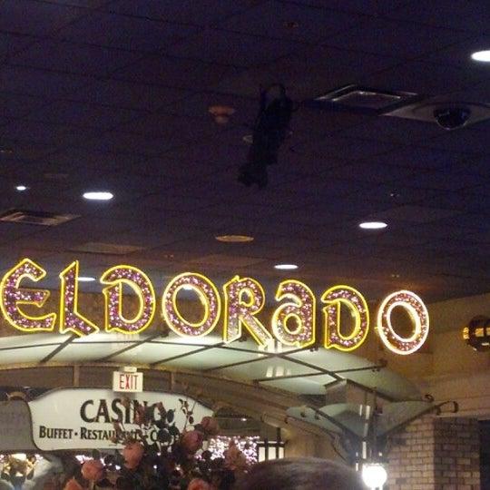 Снимок сделан в Eldorado Resort Casino пользователем Marcus F. 7/13/2012