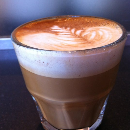 Try the Cortado. Perfection.