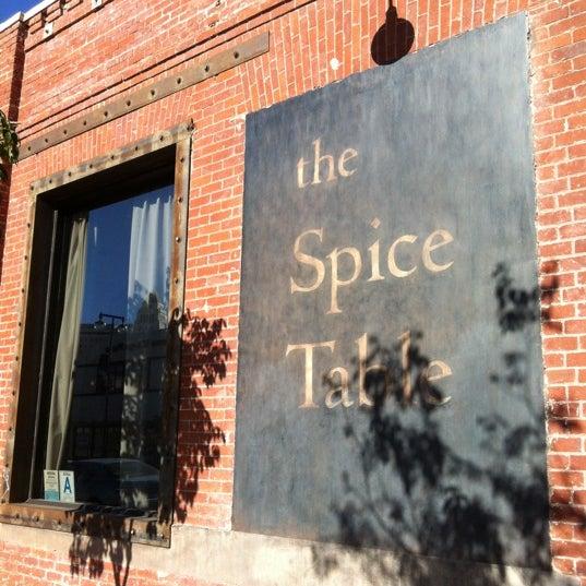 Foto diambil di Spice Table oleh Jessica pada 7/25/2012