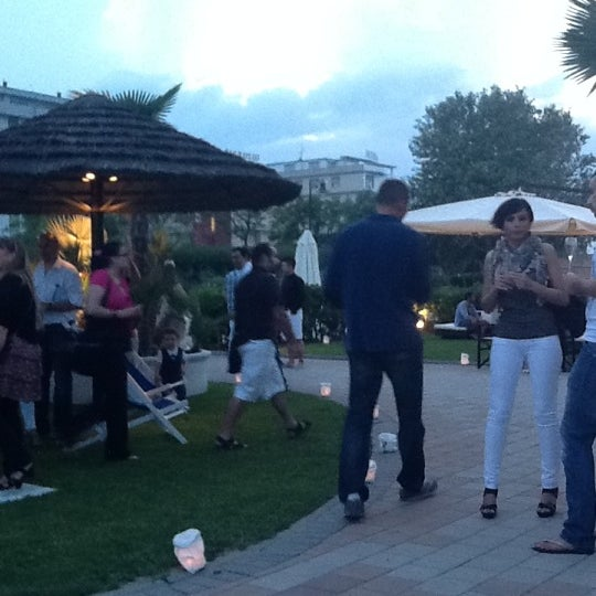 6/9/2012 tarihinde Elisa C.ziyaretçi tarafından Bagno Adriatico 62'de çekilen fotoğraf