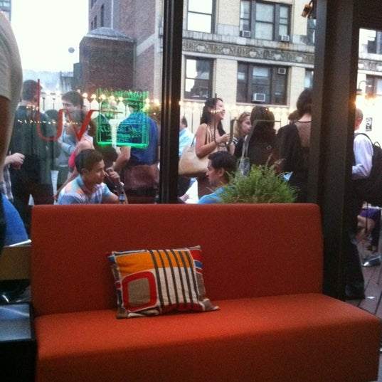 Foto diambil di VU Bar NYC oleh Aziza I. pada 7/10/2012