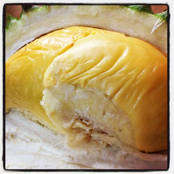 "Photo prise au ""Combat"" Top Quality Durian par Qiqi le6/10/2012"