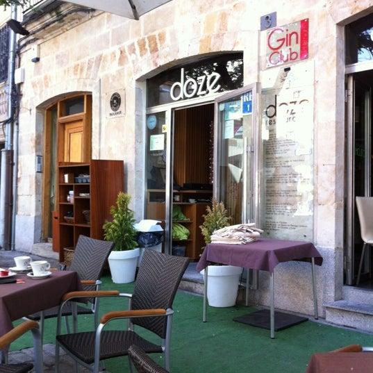8/11/2012에 Alfonso L.님이 DOZE Salamanca에서 찍은 사진