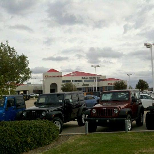 Allen Samuels Alliance >> Allen Samuels Chrysler Dodge Jeep Alliance Auto Dealership