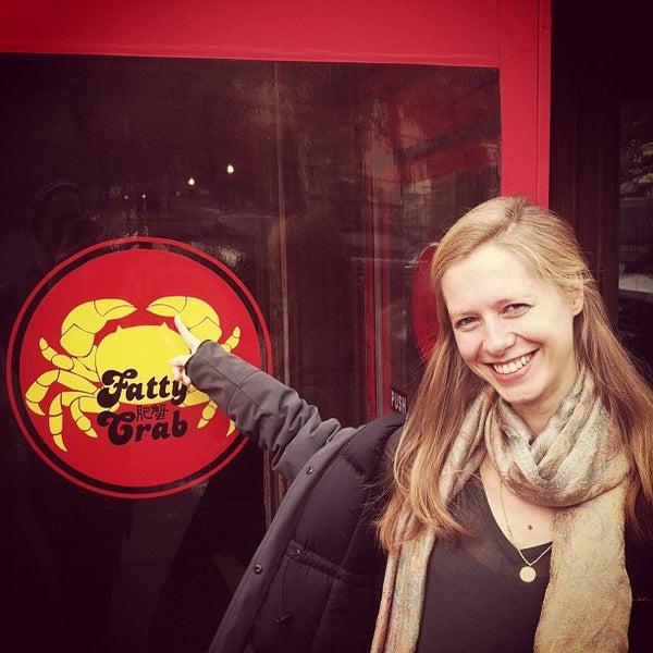 11/13/2011에 Ben님이 Fatty Crab에서 찍은 사진