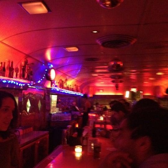 Снимок сделан в Silk City Diner Bar & Lounge пользователем Jason W. 4/21/2012