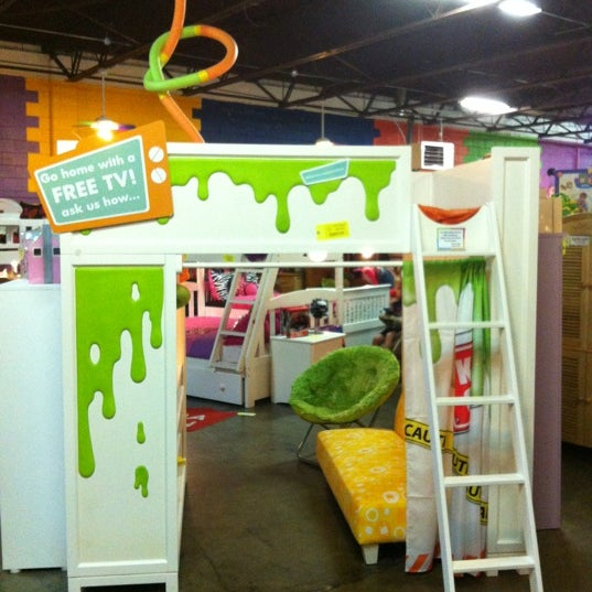 Photo Taken At Totally Kids Fun Furniture And Toys By Ryan S On 6