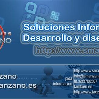 Foto tomada en Smanzano.es - Soluciones Informáticas y Desarrollo y Diseño Web por Sergio M. el 11/9/2011