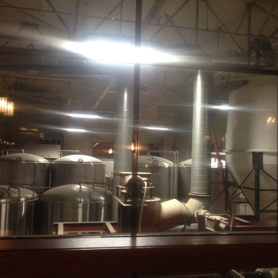 Photo prise au Lakefront Brewery par Wesley L. le11/11/2011
