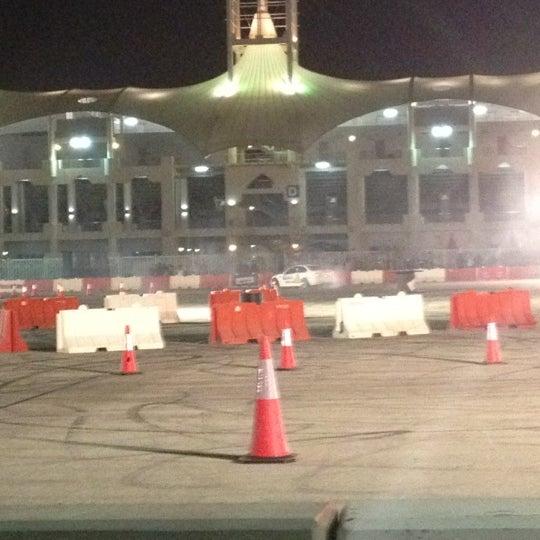 Foto scattata a Bahrain International Circuit da Hussam M. il 3/16/2012