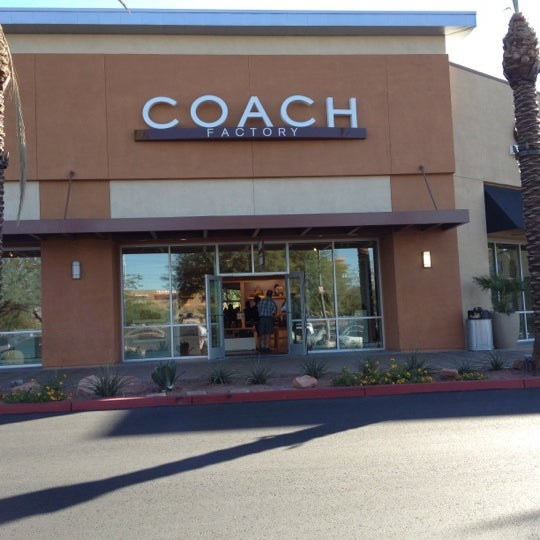 coach factory outlet las vegas nv