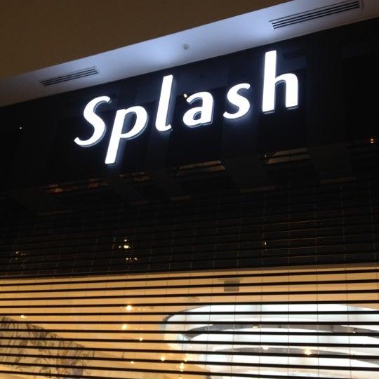 splash одежда дубай