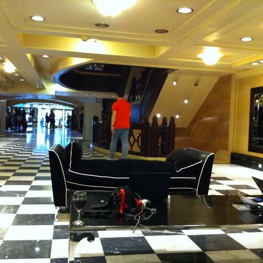 Снимок сделан в Hotel Panamericano пользователем Thomas K H. 7/25/2011