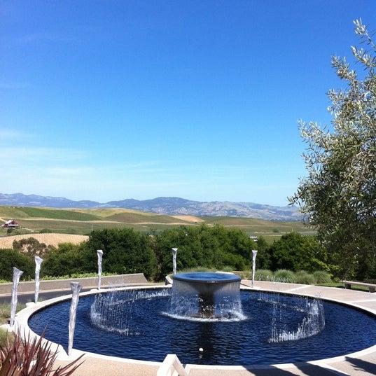 Das Foto wurde bei Artesa Vineyards & Winery von JMS am 5/6/2011 aufgenommen