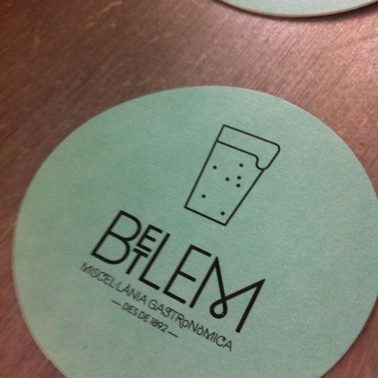 2/17/2012 tarihinde Fabian P.ziyaretçi tarafından Betlem Miscelánea Gastronómica'de çekilen fotoğraf