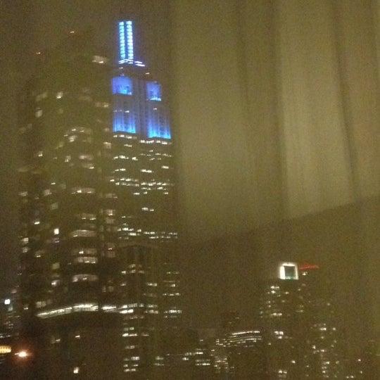 11/16/2011 tarihinde Petra M.ziyaretçi tarafından Hilton New York Fashion District'de çekilen fotoğraf
