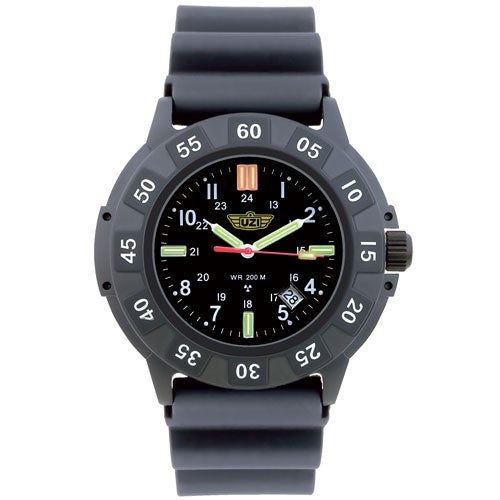Special of the Week: UZI-001-R Tritium 200m Watch originally $110, through 9/7/11 only $75!