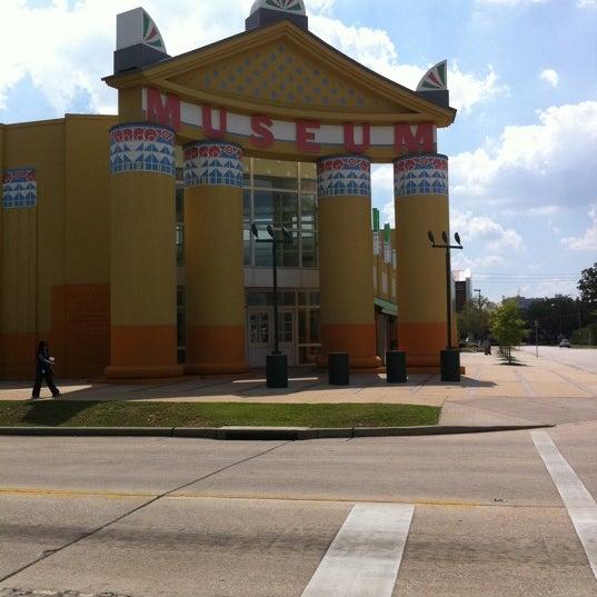 Photo prise au Children's Museum of Houston par Nikita B. le9/20/2011