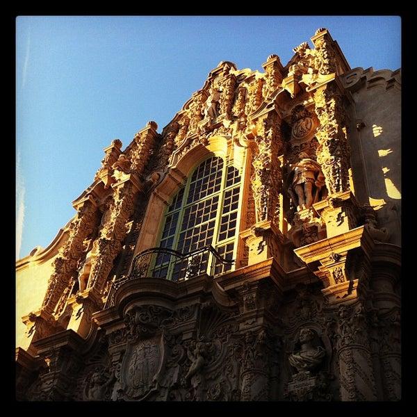 Снимок сделан в San Diego Museum of Man пользователем Anthony S. 2/5/2012