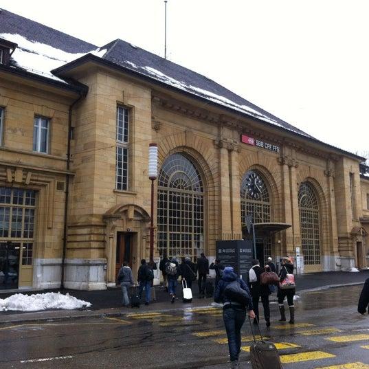Photos At Gare De La Chaux De Fonds Train Station In La Chaux De Fonds