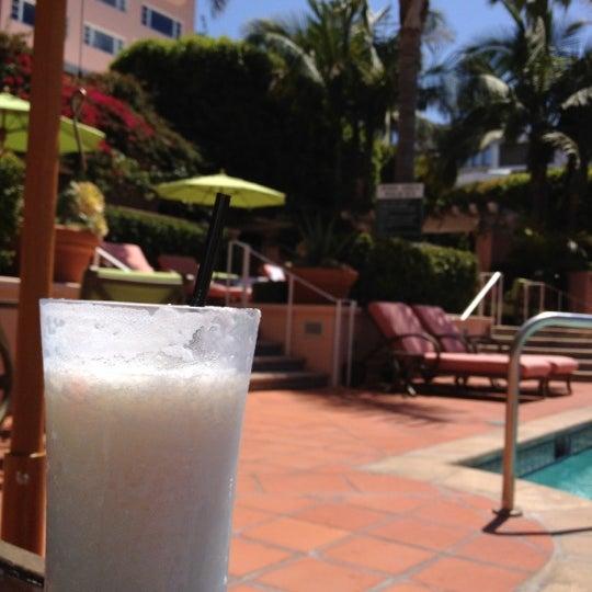 5/3/2012にBrian P.がLa Valencia Hotelで撮った写真