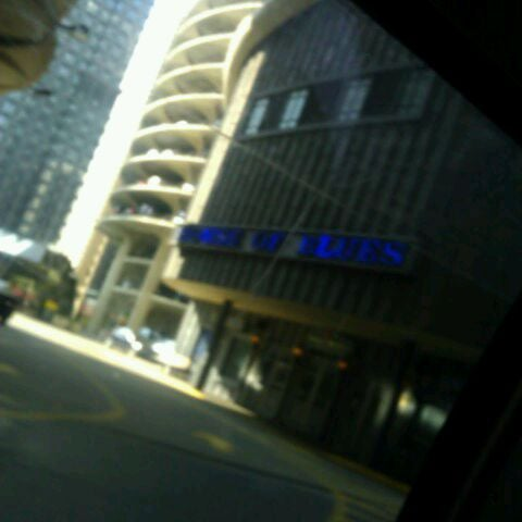 Foto diambil di House of Blues oleh Jason C. pada 3/15/2012