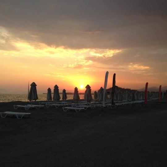 Снимок сделан в Jiva Beach Resort пользователем Mirac Efe D. 7/21/2012