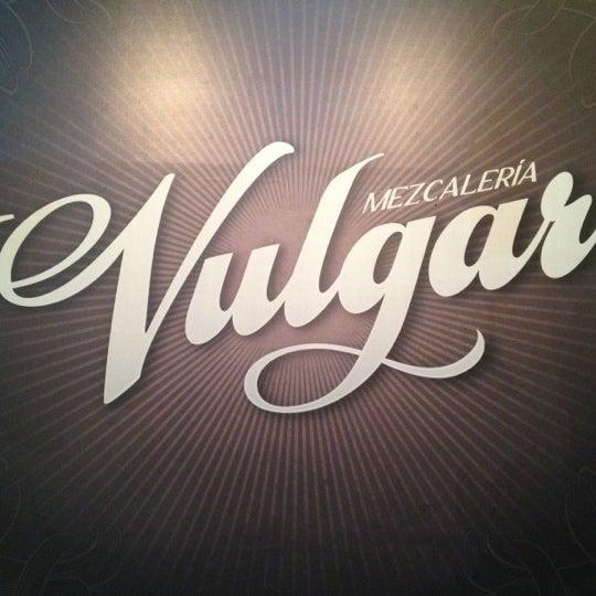Das Foto wurde bei Mezcaleria Vulgar von Marco E. am 2/25/2012 aufgenommen