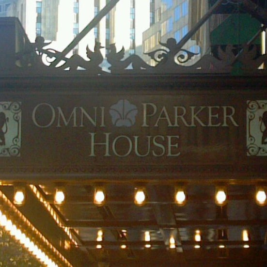 Photos at Omni Parker House - Downtown Boston - Boston, MA