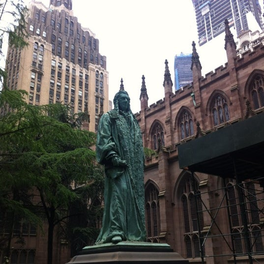 Foto tirada no(a) Trinity Church por Константин П. em 6/19/2012