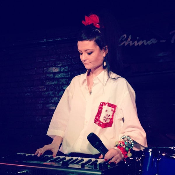 Das Foto wurde bei China Town Café von Ekaterina B. am 1/27/2012 aufgenommen